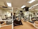 Lodge at Highland Greens Fitness Room