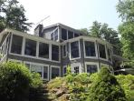 SUNRISE   BOOTHBAY   WATER VIEWS   DOCK & FLOAT   VIEWS OF OVENS MOUTH   PET-FRIENDLY   FAMILY VACATION   ROMANTIC RETREAT