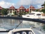 On the waterways