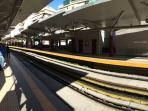 Aghios Nikolaos metro station