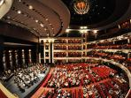 Experience national and local productions at the Kravis Center of the Performing Arts.
