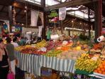 Fremantle Markets, great food, souvenirs, clothing, fashion etc