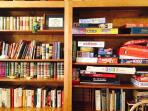 Games, books and puzzles