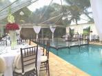 Formal or Informal Weddings at the pool