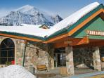 Lake Louise Inn consists of five lodges