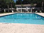 The kids love the pool and it is directly out your front door at the condo