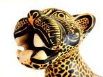 Le célèbre jaguar du Chiapas