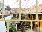 Une maison pleine de baies vitrées pour ne pas rater un rayon de soleil!