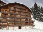 Fresh & modern ski studio - Drouzin le Mont