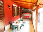 ampia veranda