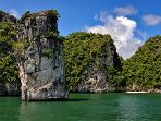 HALONG BAY BOAT APARTMENTS IF NEEDED