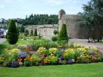 Gardens at Hennebont