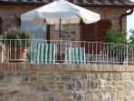 apartment private terrace