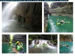 Canyonering day tour packages