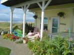 Patio, Hot Tub, yard and view