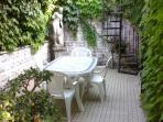 Altra veranda e accesso al terrazzo