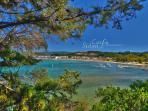 Canal d'amour beach