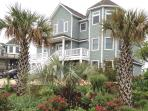 Sea Forever has more than just a beach and pool, with shade gardens & large lawn