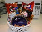 Complimentary 'Welcome Snacks'