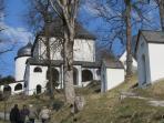 monastery and church St. Anton