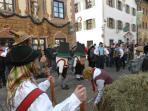 Shrove Tuesday in Partenkirchen