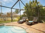 Villa Chiquita Sunset - Pool Area