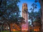 Famous Bok Towers for Evening Concerts