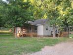Lil' River Cabin is your home away from home for relaxing and enjoying peaceful country living.