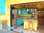 Cool caribbean chique kitchen complete with quality appliances s