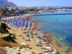 Spiaggia di Cinisi 'Magaggiari'