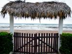 Private Entrance to the Beach