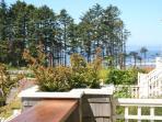 Front porch ocean view