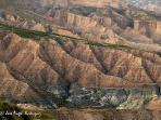 Otra extraordinaria foto de José Ángel Rodríguez, fotógrafo de naturaleza.Desierto de Gorafe.