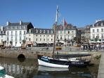 Vannes - waterfront restaurants
