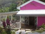Résidence CaZméti'C - location Alizés-  bungalow