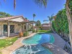 Come escape to this alluring La Quinta vacation rental home!
