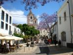 Lagos, 6 km away, has a lovely old town center with ancient churches, fort and cobbled streets