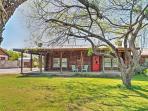 A memorable lakeside getaway awaits you at this rustic Horseshoe Bay vacation rental home!