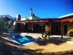 Villa van Meerhof is the perfect holiday house in the Cape Winelands.