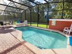 Best location in the Resort! Secluded private backyard pool, yet only steps away from Clubhouse!!