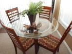 Dinning table for a great family meal!