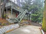 Experience the best of mountain living at this Lake Arrowhead vacation rental cabin!
