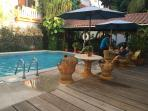 Access to 2 pools/Beach loungers a two minute walk away - pool #1