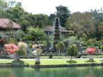 Visit the Water Palace, Tirta Ganga
