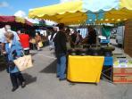 Samoens Wednesday market