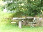 plusieurs espaces 'détente,pique-nique ,barbecue sont à votre disposition.
