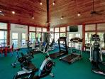 Exercise Facility at Clubhouse