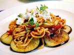 pasta alle melenzane alla siciliana