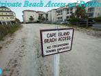 Beach Access & Parking