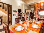 Sai villa in Greater Kailash-2 with 250+ reviews on Tripadvisor is one of the best property in Delhi